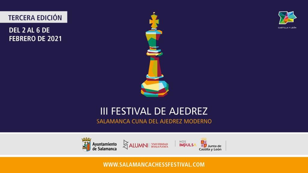 Tercera Edición del Festival de Ajedrez de Salamanca