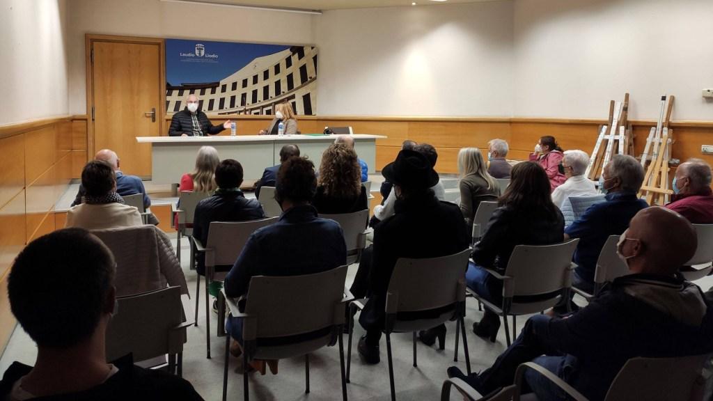 Pequeña crónica de la presentación del libro EL AGENTE EXTRANJERO