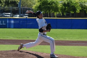 Dons Baseball Falls to League Rival Campolindo 5-2