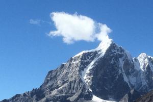 Mr. Caldwell's Mt. Everest Base Camp Journey