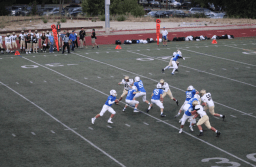 Football's Comeback Falls Short In Loss to Archbishop Mitty