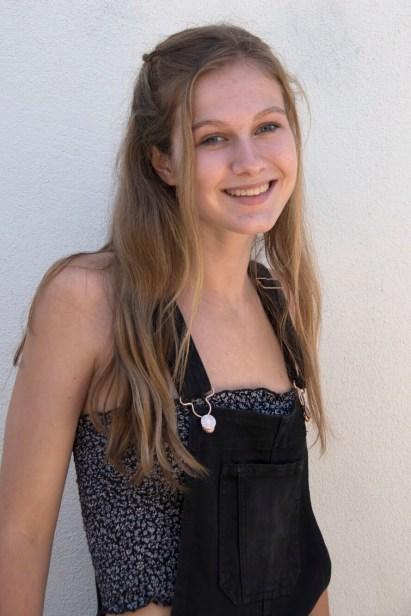 Sarah Westergren, Online Editor-in-Chief