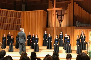 Acalanes Choirs Perform at Annual District Concert