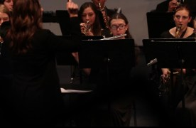Acalanes Showcases Students' Musical Talent In Instrumental Winter Concert