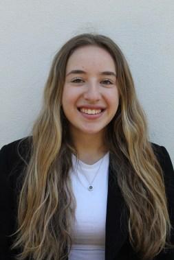 Nicole Prozan, Opinion Editor