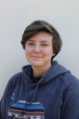 Zoe Edelman, Head Videographer