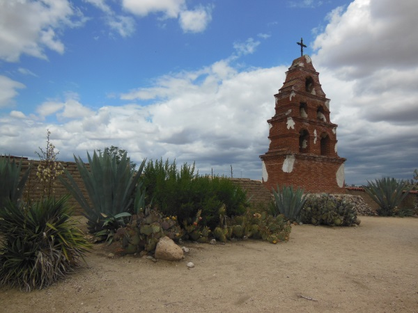 The Natural Beauty of Mission San Miguel