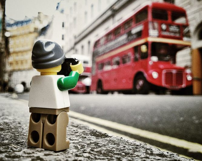 Andrew Whyte, The Legographer