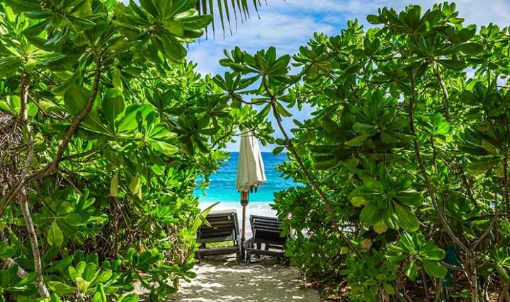 Banyan Tree Seychelles, Beach Villas