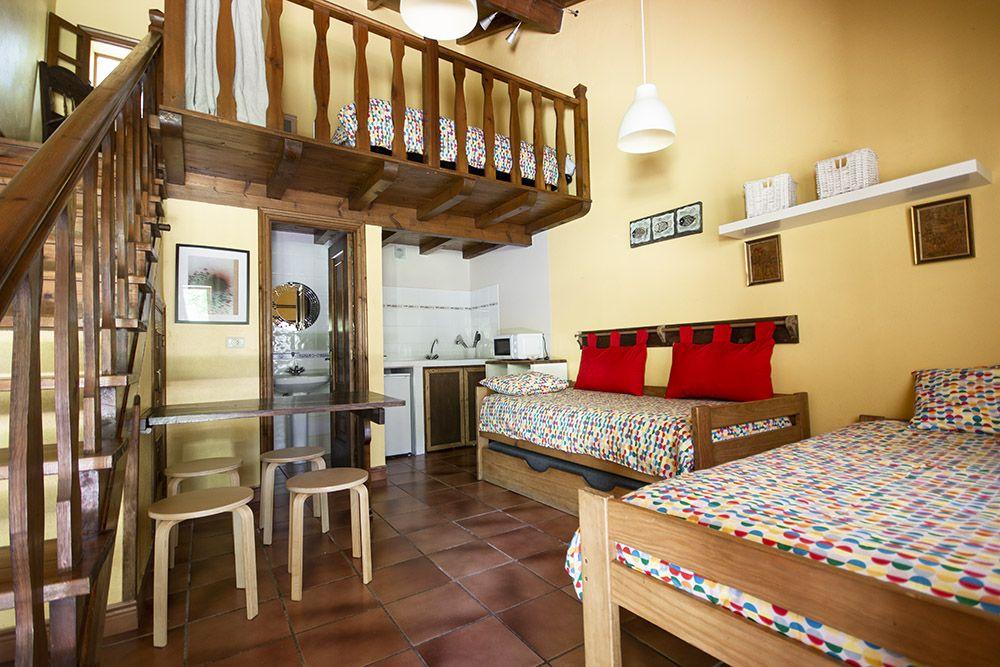 Apartamento para 4 personas en courel