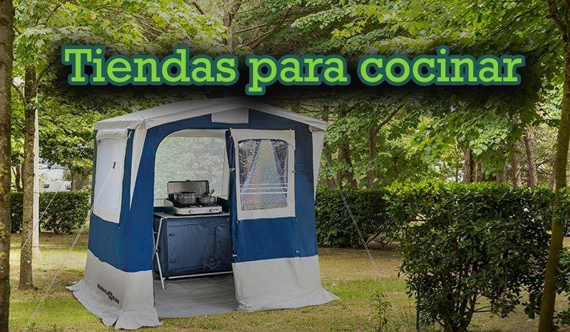 Tiendas de Cocina Camping  Elige la mejor Tienda Cocina