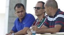 Vice-presidente de futebol do Fluminense descarta medalhão e avisa: 'Precisamos vender alguém'