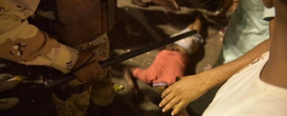 Vídeo: sargento da PM é preso em flagrante após atirar em homem na Bahia