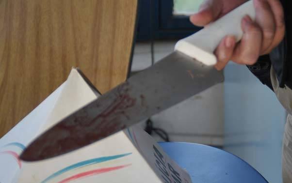 Resultado de imagem para faca suja