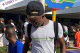 Curtindo férias nos EUA, Vinicius Júnior, do Flamengo, exibe novo visual na web