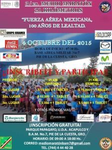 3er Medio Maratón 21 Km