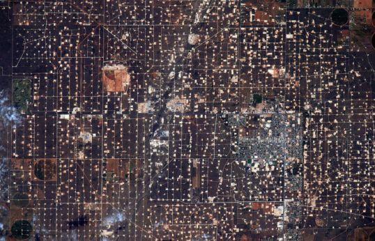 West-Texas-oil-fields