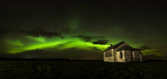 Northern.Lights.in.North.Dakota.by.Carl.Jones