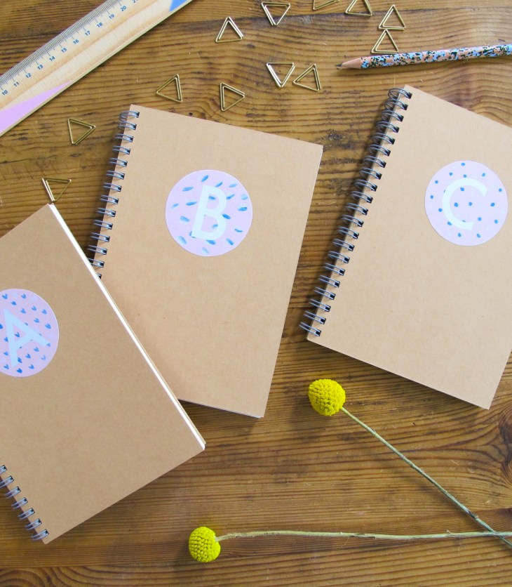 28 09 2016 a cardboard dream - Diy carnet personnalise ...