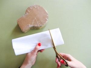 DIY // Les mini piñatas Halloween // A Cardboard Dream blog