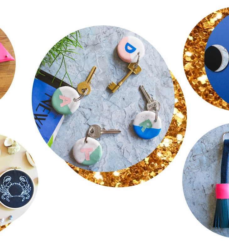 DIY // 5 idées cadeaux rapides et faciles // 5 gifts ideas to make quickly // A Cardboard Dream blog