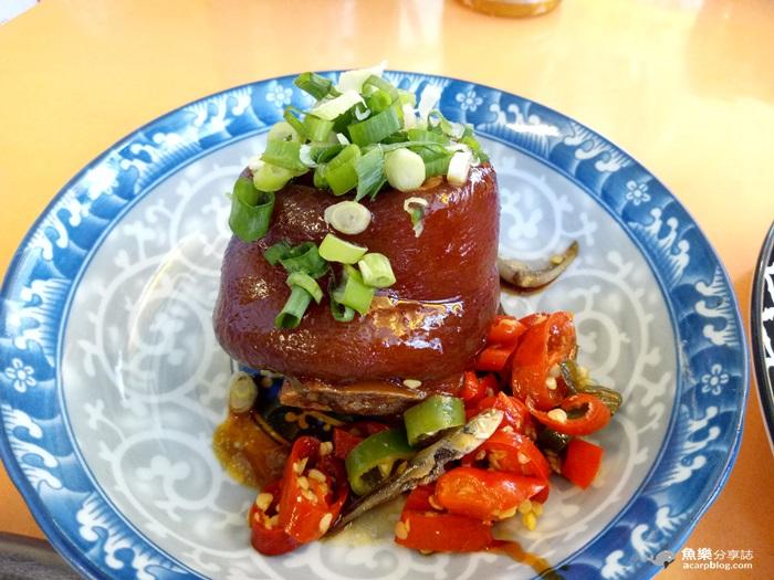 【新北三重】光興街腿庫飯/豬腳飯/三重美食小吃 – 魚樂分享誌