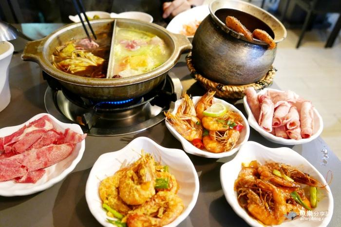 【臺中美食】瘋蝦吃到飽- 20幾種蝦料理和鴛鴦麻辣火鍋buffet – 魚樂分享誌
