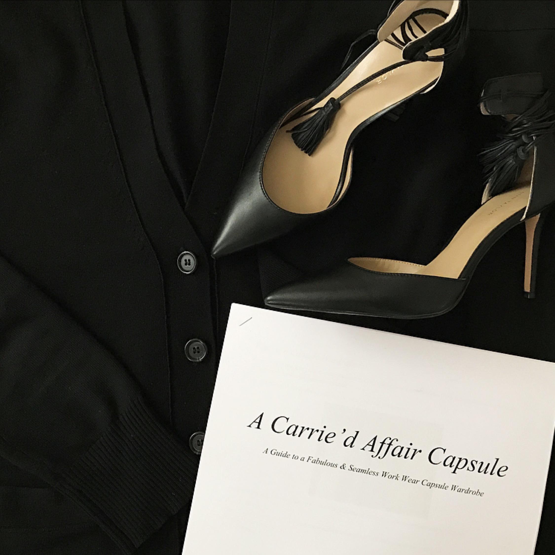 97932aeca3 Work Wear Capsule Wardrobe – Part 2 – A Carrie d Affair Blog