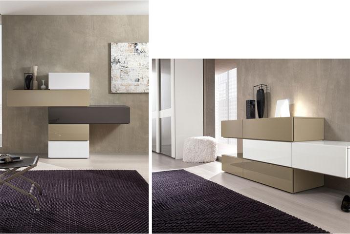 Infinite soluzioni per la camera da letto linea Exential