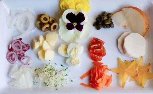receitas para variar a salada