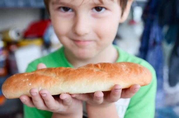 receita de pão para sanduíche fácil de fazer