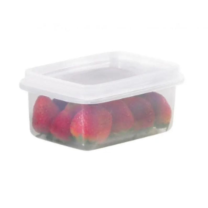 Pote plástico freezer ou microondas