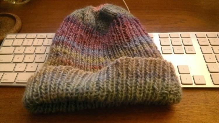 Make Something Monday – Bryce Canyon Hat I