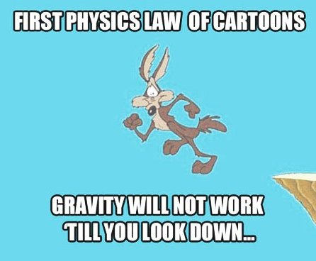 P Is For… Physics!