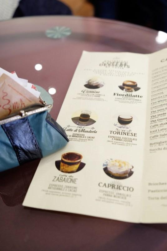 coffee Bologna