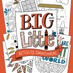 """Big and Little Activity Devotional"" by Rachel Swanson"