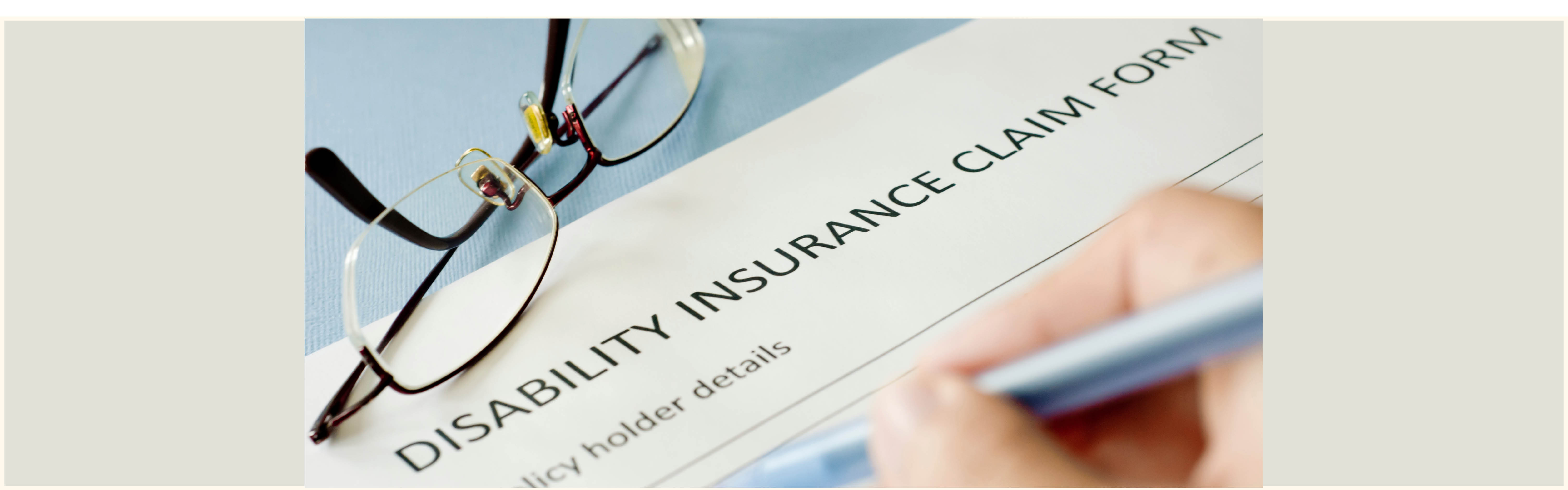 Disability Insurance Form