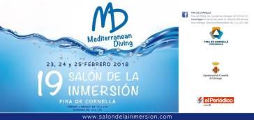 ACBEA XIX Salón de la Inmersión2018 en Cornellá – Mediterranean Diving