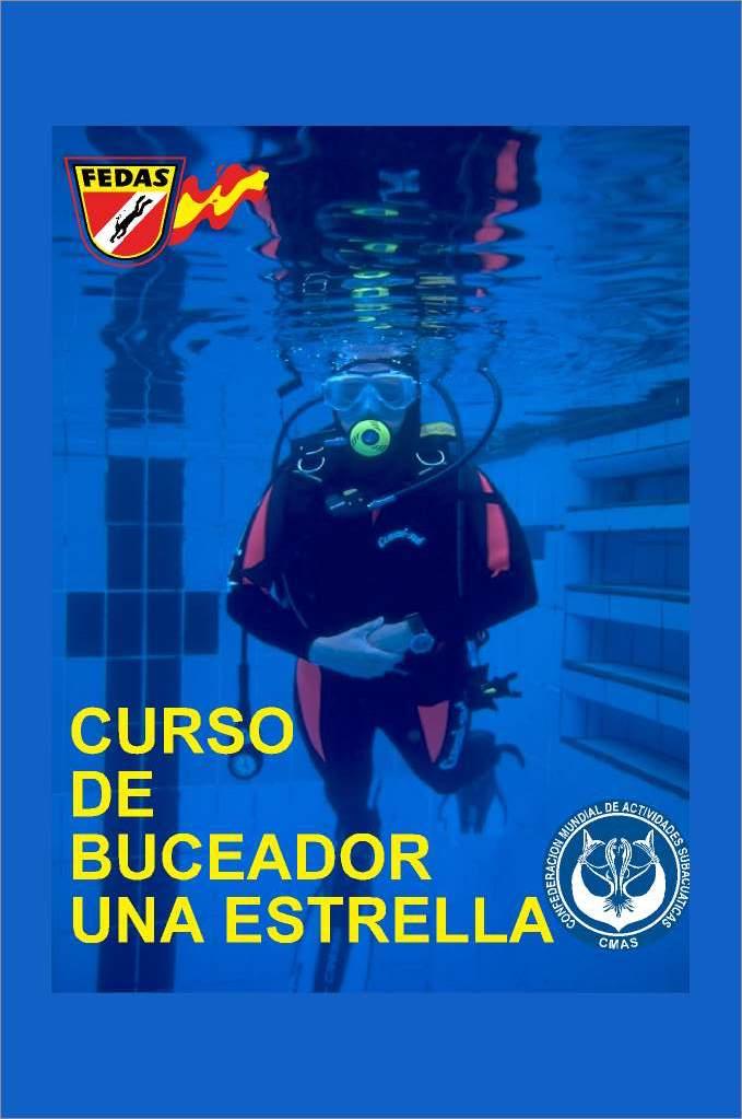 Curso de buceo 1 estrella CMAS FECDAS y Buceo Emocional en junio en Lloret de Mar