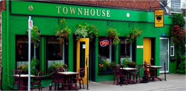 Townhouse Facade