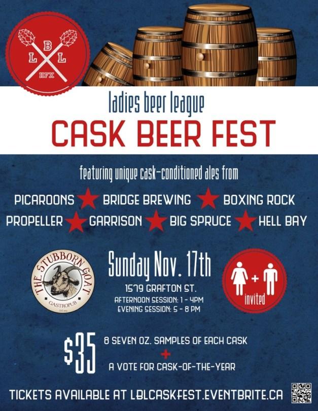 LBL Cask Beer Fest