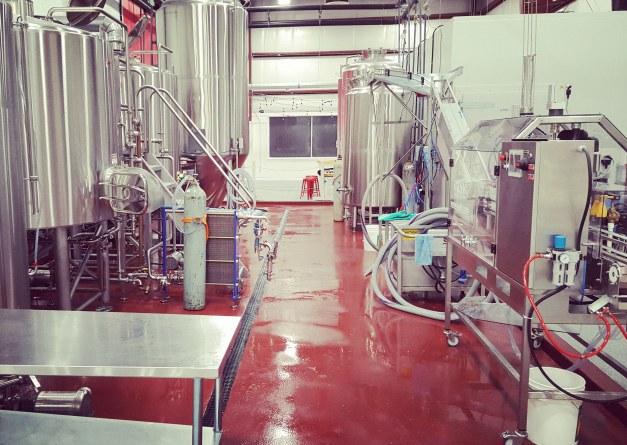 Landwash Brewhouse
