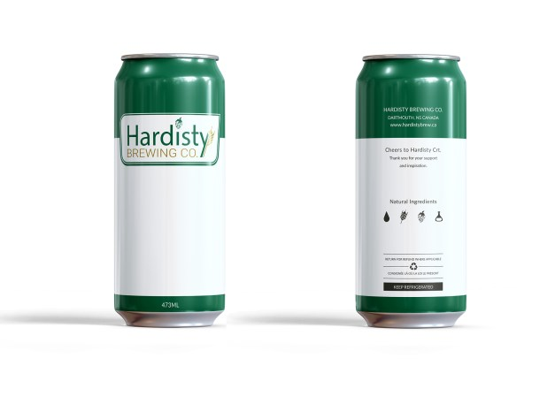 Hardisty Cans