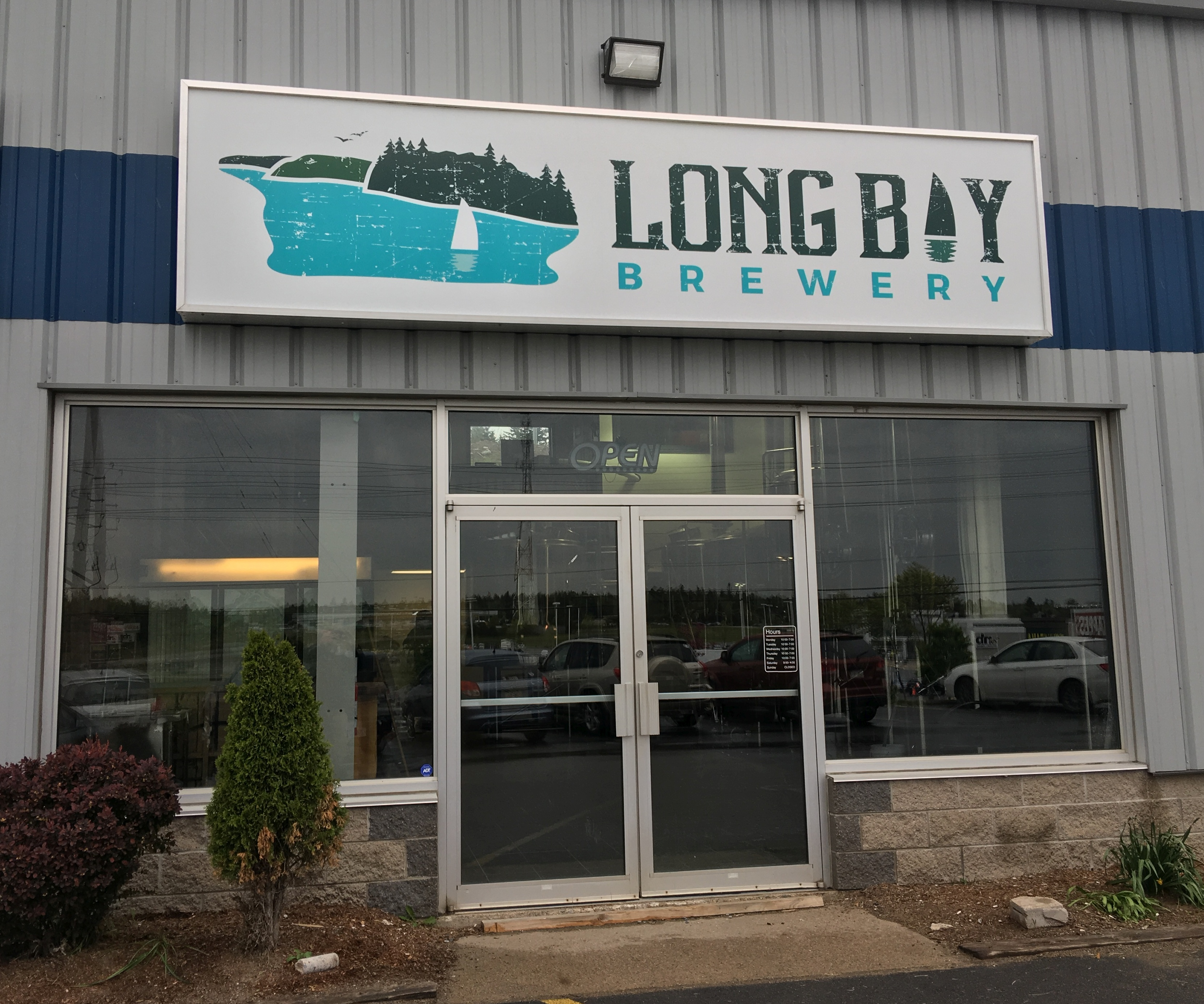 long bay brewery u2013 open now in rothesay nb atlantic canada beer