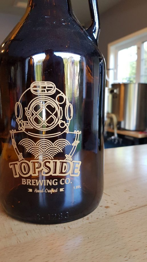 Topside Growler
