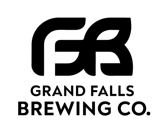 Grand Falls Brewing Logo