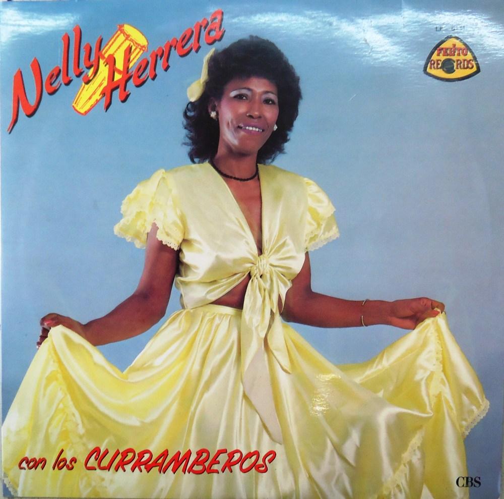 Nelly Herrera Con Los Curramberos - FELITO RECORDS LP - 0131 (1/4)