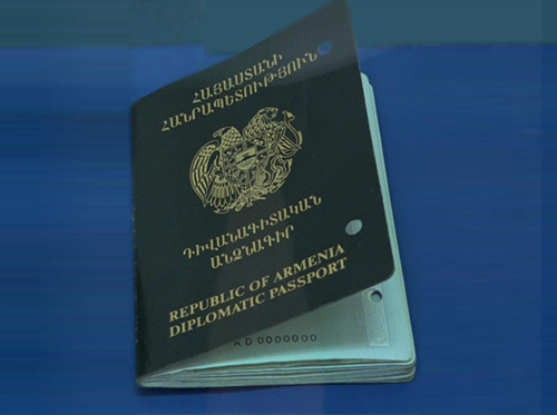 There are obvious corruption risks associated with issuance of diplomatic passports
