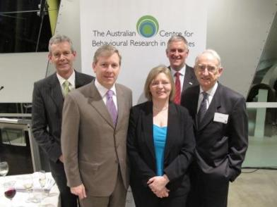 Launch of the Behavioural Research Centre 227