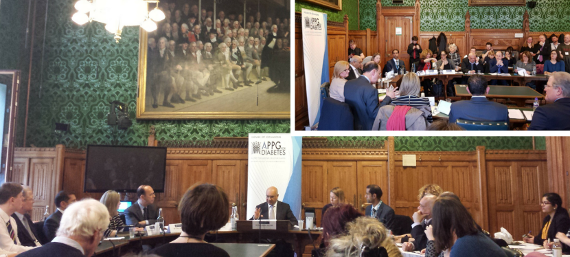 UK All-Party Parliamentary Group discusses emotional and psychological support of people with diabetes